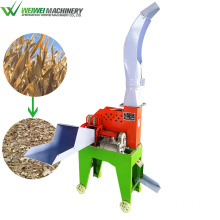 Animal feed green and dry chaff cutter machine